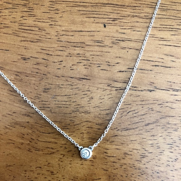 64e9896ee Tiffany&Co Elsa Peretti Diamonds by the Yard. M_5a3d5fb43800c591ba02732f.  Other Jewelry you may like. Tiffany's Necklace